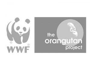 WWF-Australia and The Orangutan Project Logos