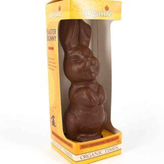 Organic Times Milk Chocolate Easter Bunny