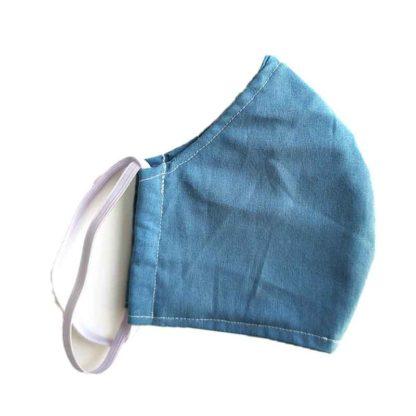 organic-cotton-face-mask-plain-light blue