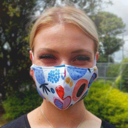 fruit-bowl-organic-cotton-facemask-colourful
