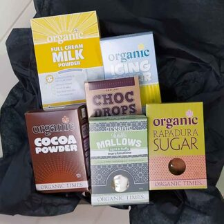 Organic Times Hot Chocolate Mix Pack