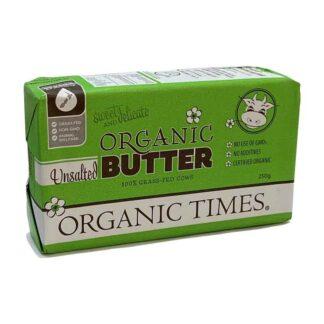 Organic-Times-Unsalted-Grass-fed-Butter